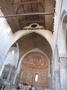 205) Basilica Di Aquileia - innen Totale