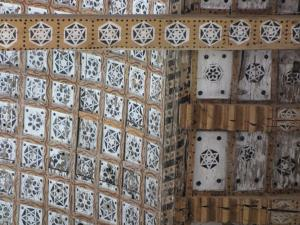 208) Basilica Di Aquileia - Deckendetail Seitenschiff