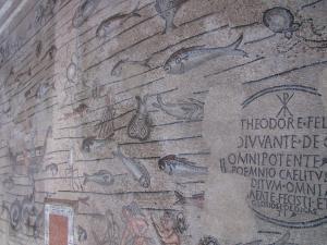 211) Basilica Di Aquileia - Mosaik Meerestiere