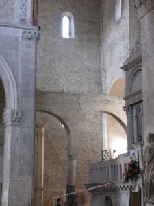 214) Basilica Di Aquileia - instabiles Seitenschiff
