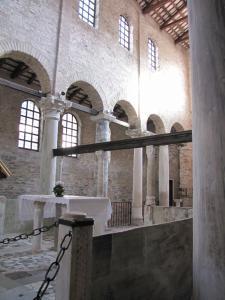 256) Grado - Basilica S Maria delle Grazie innen