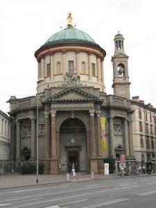 703) Bergamo - S Maria Immacolata delle Grazie