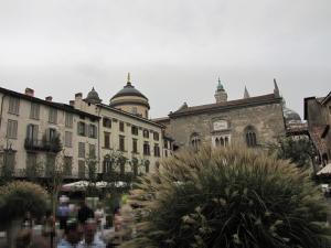 705) Bergamo - Piazza Vecchia