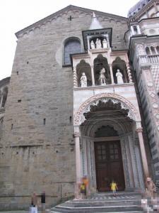 713) Bergamo - S Maria Maggiore