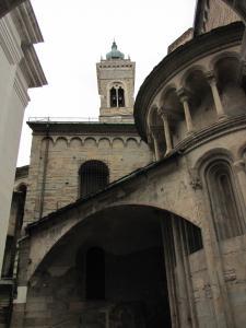 714) Bergamo - S Maria Maggiore