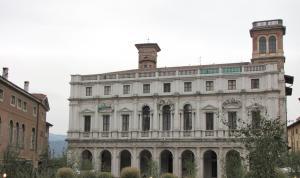 718) Bergamo - Rathaus Palazzo Vecchio