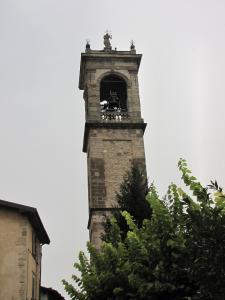 719) Bergamo - Campanile von S Pancrazio