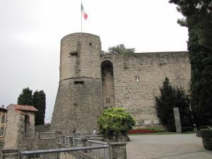 720) Bergamo - Castello di S Vigilio