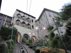 727) Bergamo - Bergstation der Standseilbahn