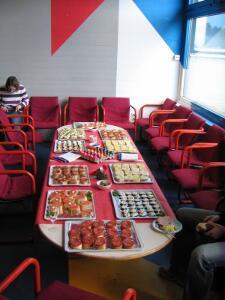 12 buffet
