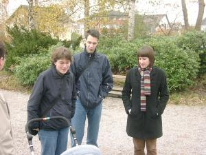 2008 13  anja  klaus-peter und tina (Henning)