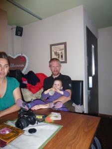 2011 Andreas, Martina B & Sarah (R)