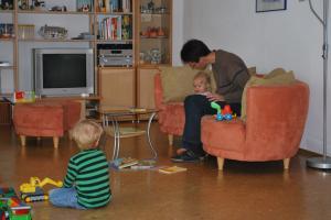 2011 Klaus-Peter, Markus & Sarah (MB)
