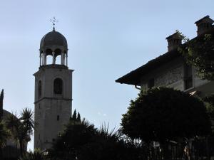 023) Salò - Turm des Doms