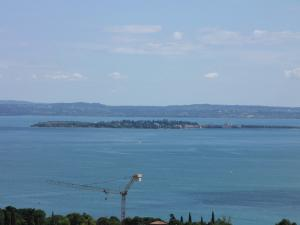 062) Padenghe sul Garda - Panorama auf den Gardasee