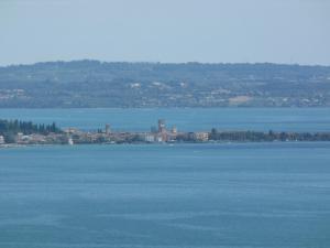 064) Padenghe sul Garda - Panorama auf den Gardasee