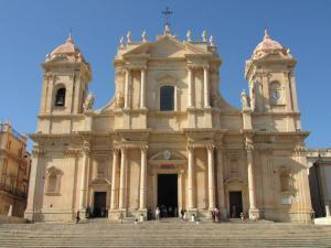 031 12-415 Noto - Duomo Madre San Nicolo  Front