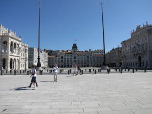 301) Trieste - Piazza dell'Unita Mitte
