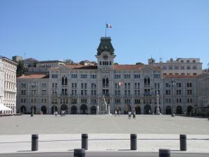 304) Trieste - Rathaus
