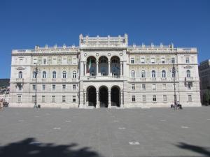 306) Trieste - Palazzo del Governo