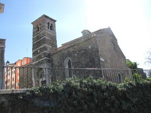315) Trieste - Basilica S Silvestro