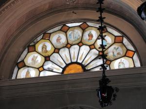 317) Trieste - S Maria Maggiore - Fenster