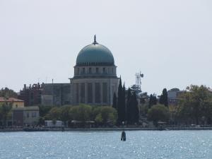 401) Venedig - Chiesa S Maria Elisabetta auf Lido