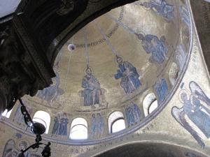 430) Venedig - S Marco - Decke Kuppel