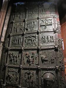 131) Verona - San Zeno Maggiore - Bronzetür