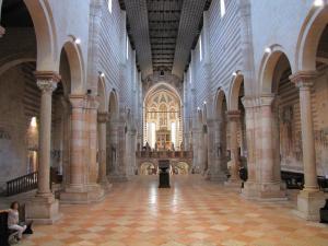 133) Verona - San Zeno Maggiore