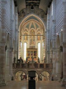 135) Verona - San Zeno Maggiore