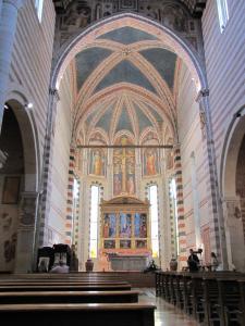 136) Verona - San Zeno Maggiore