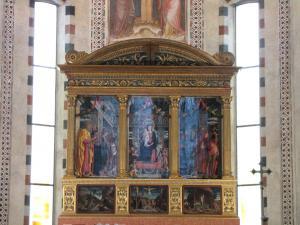 137) Verona - San Zeno Maggiore