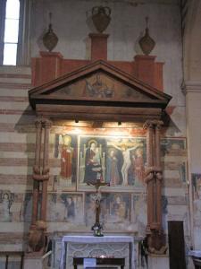 140) Verona - San Zeno Maggiore