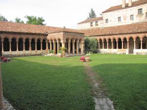 142) Verona - San Zeno Maggiore - Kreuzgang