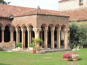 143) Verona - San Zeno Maggiore - Kreuzgang