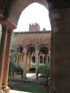146) Verona - San Zeno Maggiore - Kreuzgang