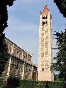 148) Verona - San Zeno Maggiore - Turm