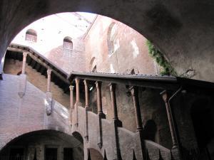 030) Mantova - Palazzo del Broletto