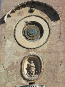 034) Mantova - Torre dell' Orologio