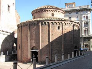 036) Mantova - Rotonda di San Lorenzo