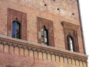 039) Mantova - Piazza Erbe
