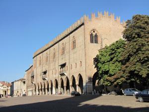 054) Mantova - Palazzo Ducale