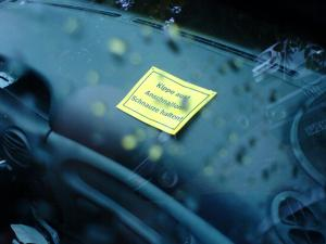 Anweisungen für Beifahrer
