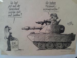 Massenvernichtungswaffen Irak