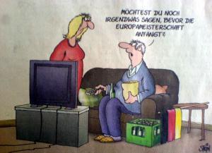 Uli Stein - Europameisterschaft